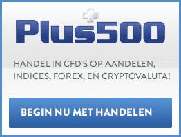 Plus500 beleggen